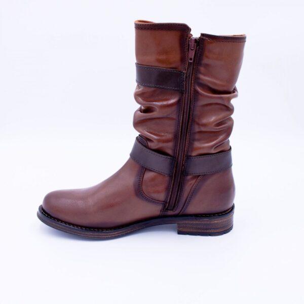 Γυναικεία Παπούτσια Γυναικεία Μπότα 3/4 με Τοκά