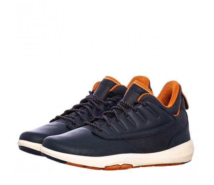 Ανδρικά Sneakers Casual Μποτάκι – Παπούτσι 2 σε 1 με Αποσπώμενο Πάτο
