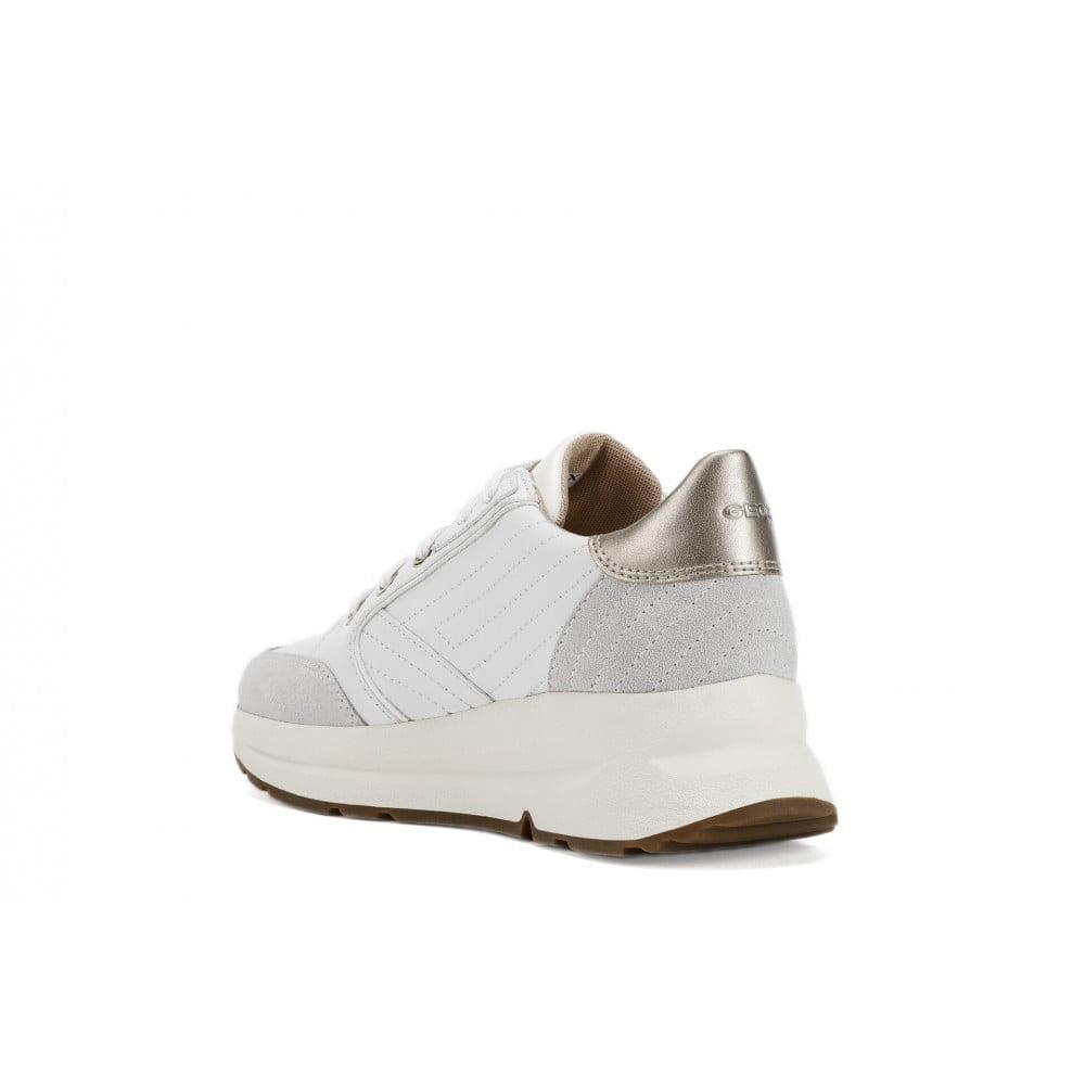 Casual Sneakers Casual Sneaker Άσπρο Δέρμα