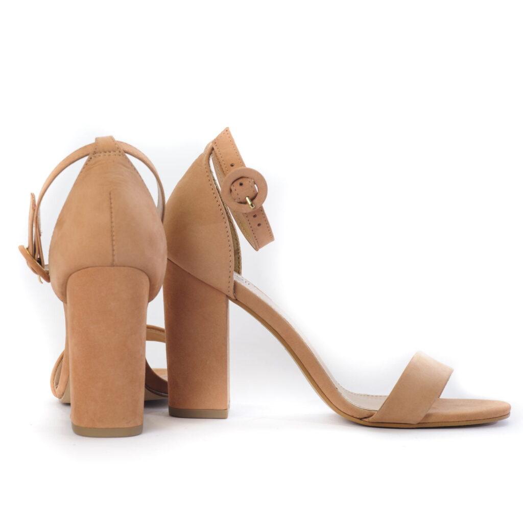 Γυναικεία Παπούτσια Γυναικείο Πέδιλο με Λεπτό Λουράκι
