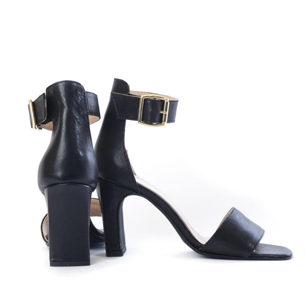 Γυναικεία Παπούτσια Γυναικείο Πέδιλο με Λουράκι και Μπαρέτα