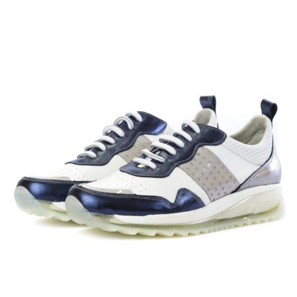 Ανατομικό Sneaker με Gel Διαφανή Σόλα