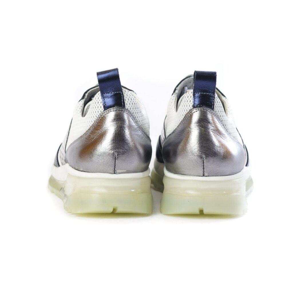 Fluchos Ανατομικό Sneaker με Gel Διαφανή Σόλα