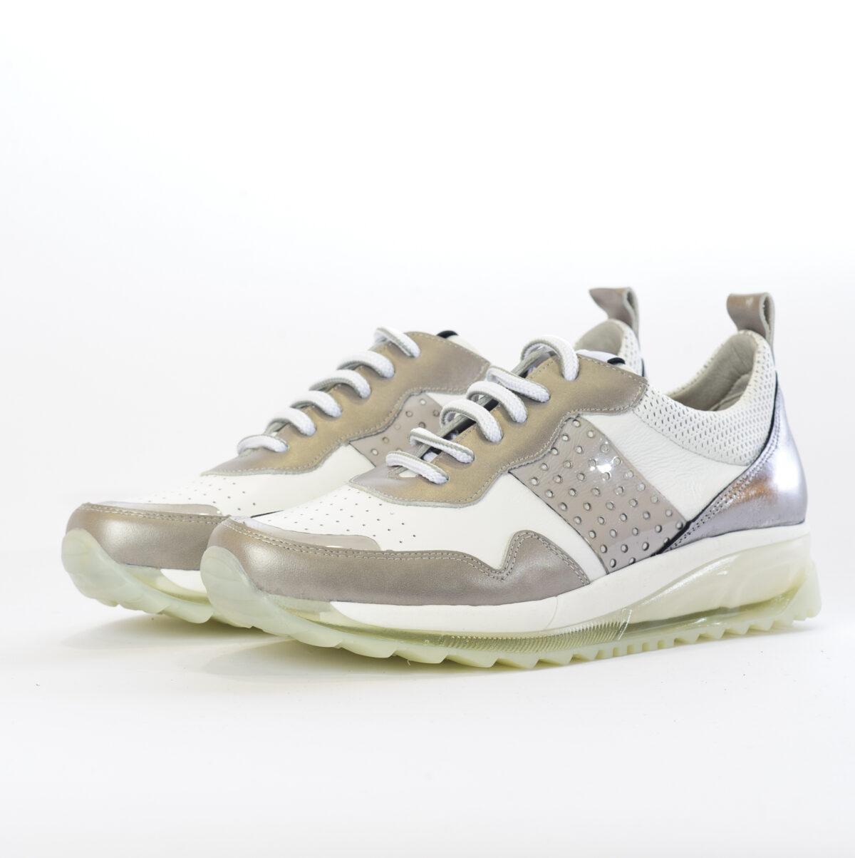 Total Flex Sneaker με Gel Διάφανη Σόλα 1