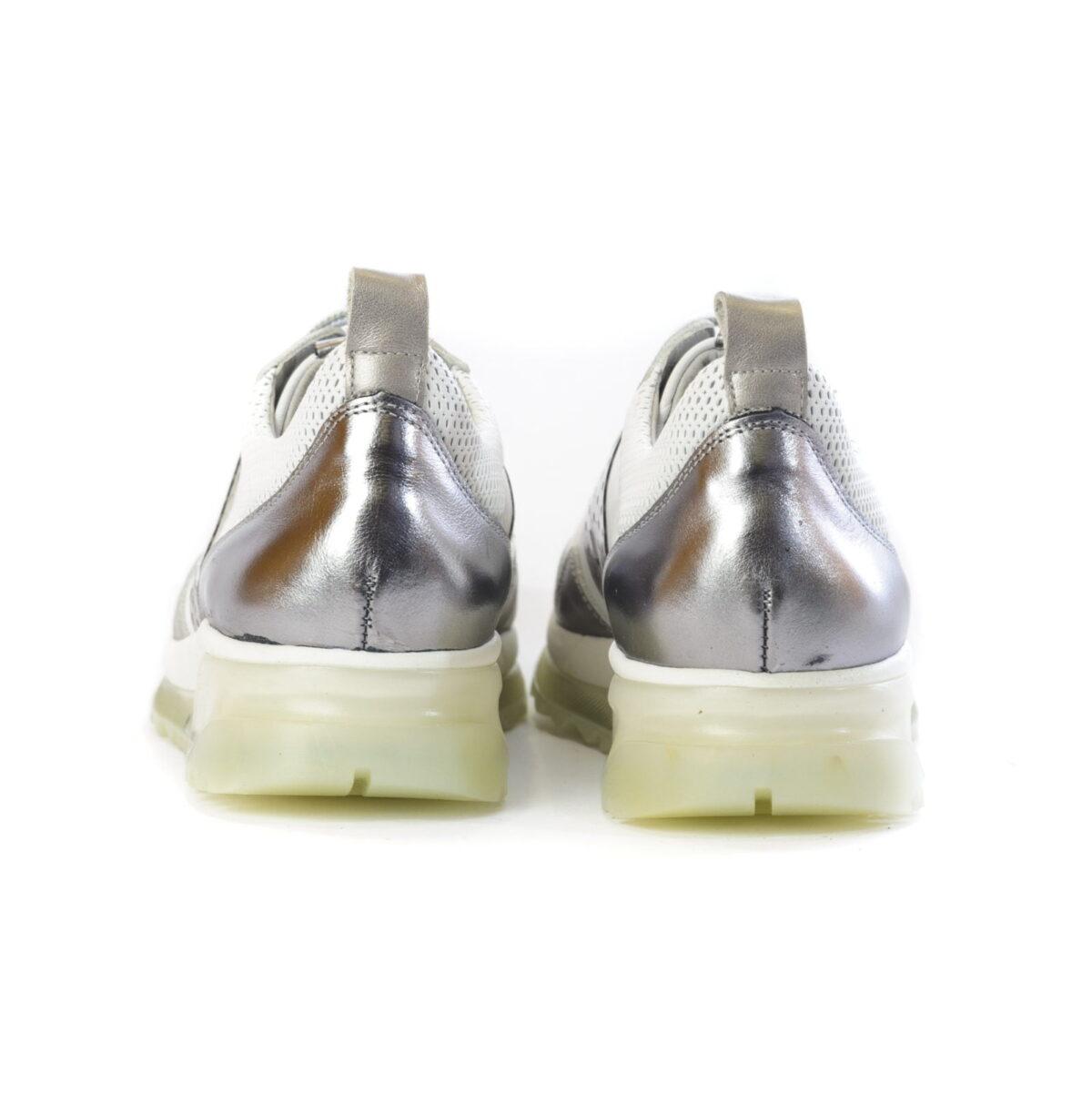 Total Flex Sneaker με Gel Διάφανη Σόλα 2