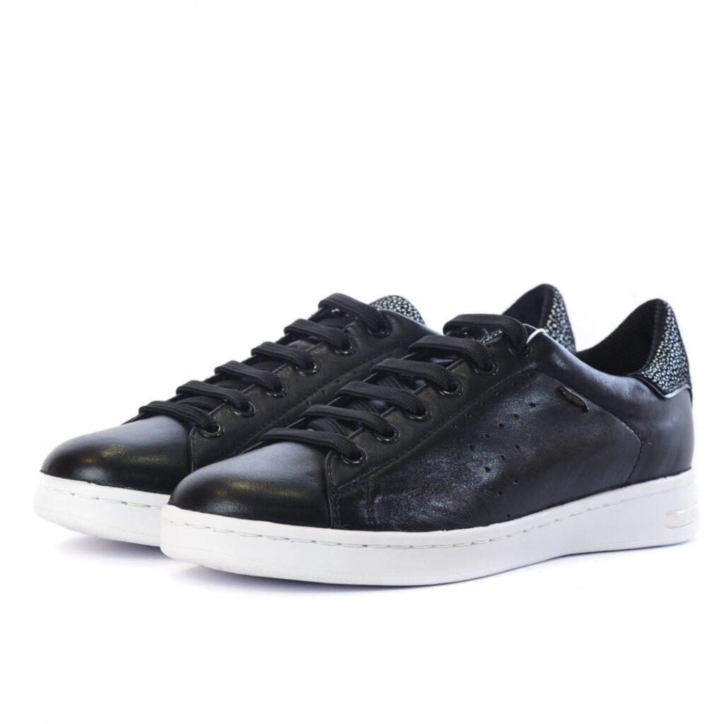 Geox Γυναικείο Street Sneaker με Διακριτικό Πουά