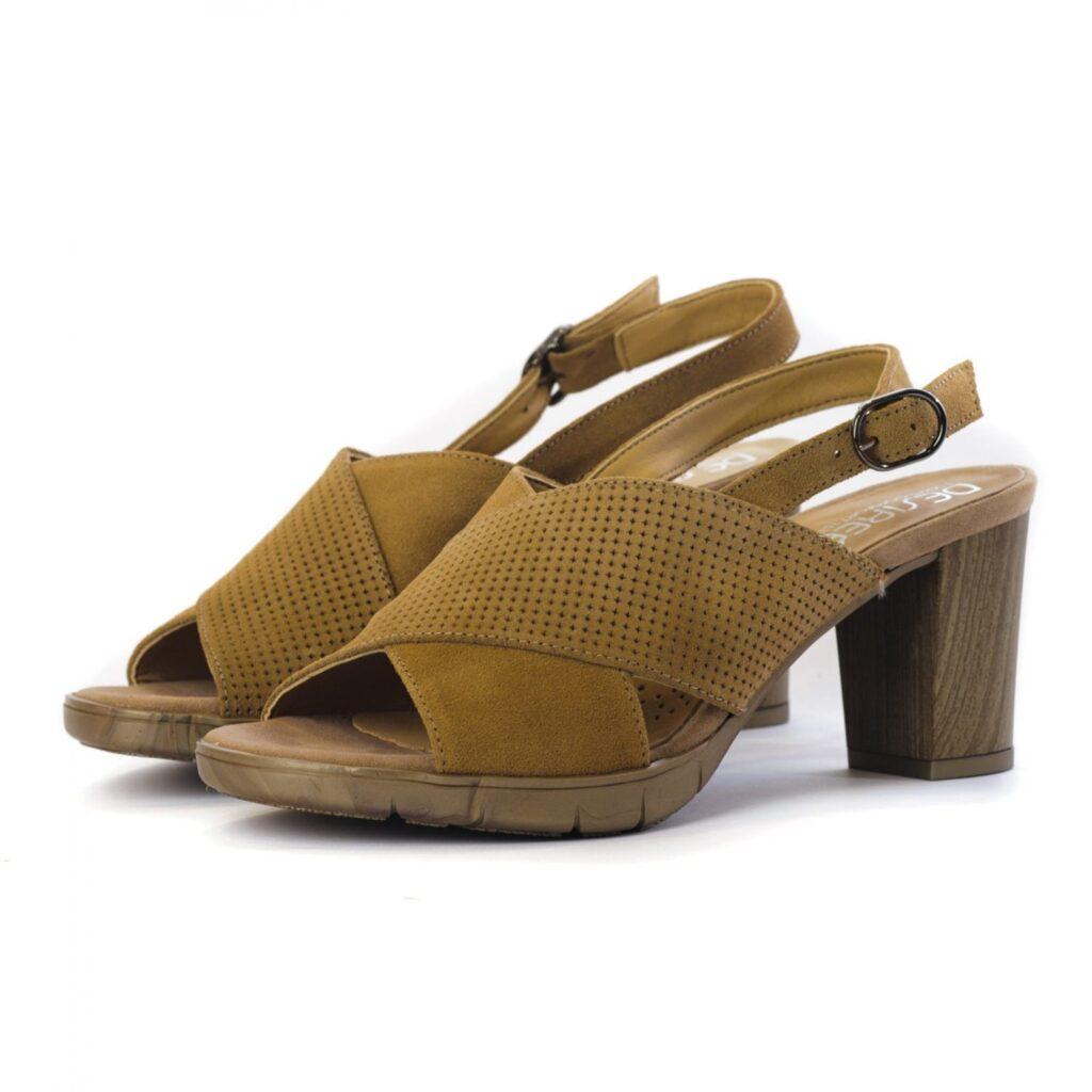 Γυναικεία Παπούτσια Total Flex Γυναικείο Πέδιλο Χιαστή