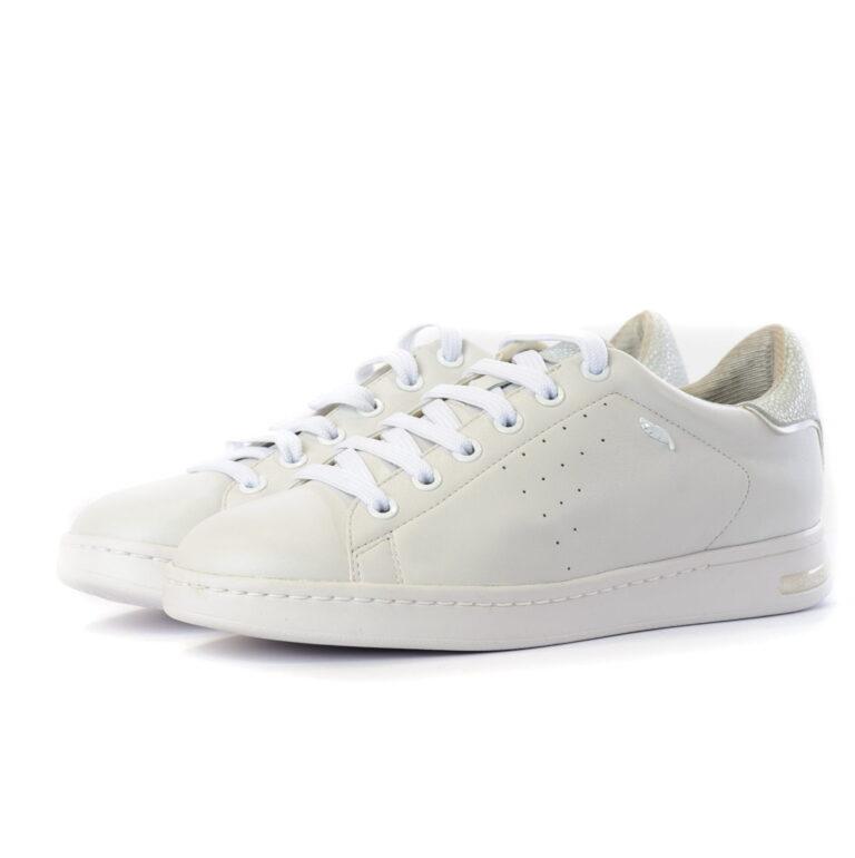 Casual Sneakers Γυναικείο Sneaker Total White με πολύ Μαλακό Δέρμα