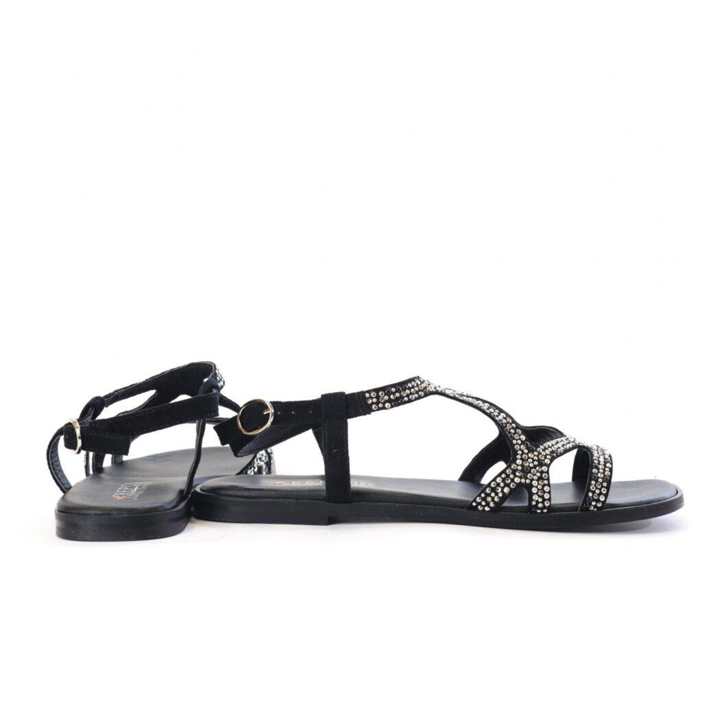 Γυναικεία Παπούτσια Γυναικείο Χαμηλό Πέδιλο με Μικρές Πέρλες