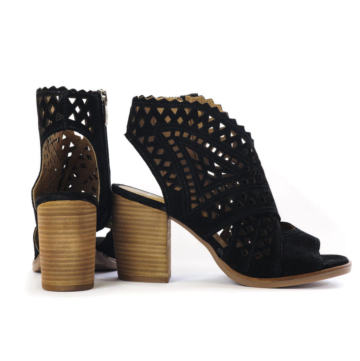 Γυναικεία Παπούτσια Γυναικείο Πέδιλο με Laser Cut