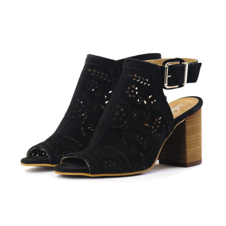Γυναικεία Παπούτσια Γυναικείο Πέδιλο Laser Cut Σχέδια