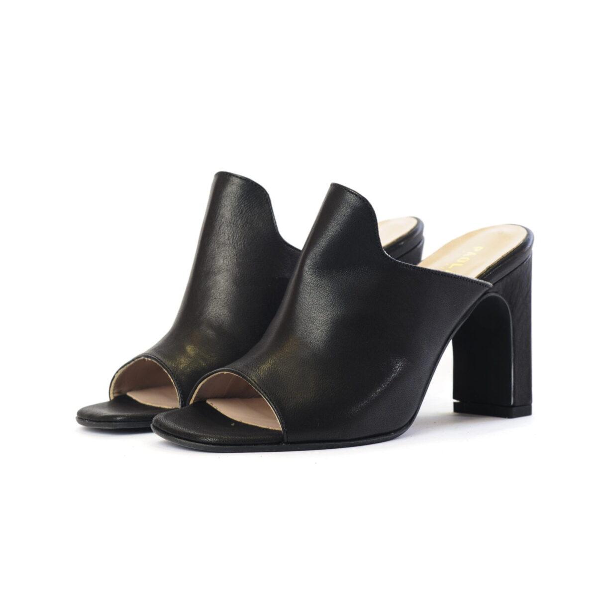 Γυναικεία Παπούτσια Γυναικείες Mules Παντόφλες με Τακούνι