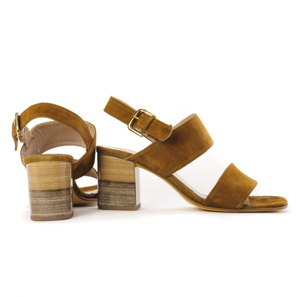 Γυναικεία Παπούτσια Γυναικείο Πέδιλο με Δυο Λουράκια
