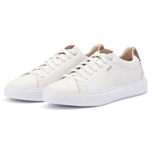 Ανδρικά Παπούτσια Sneaker Total White