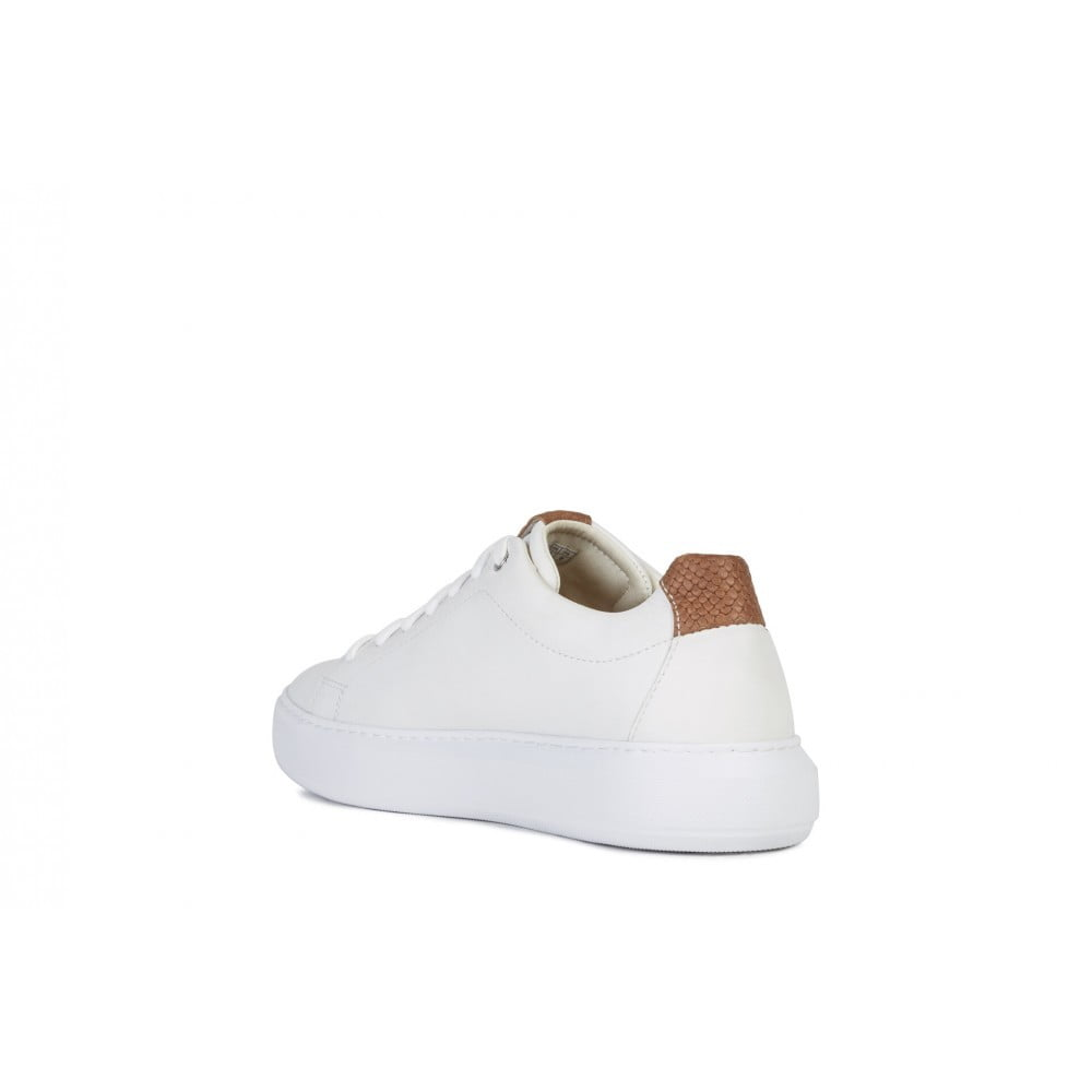 Ανδρικά Sneakers Casual Sneaker Total White