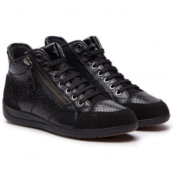 Black Friday 2020 Casual Sneaker Ημίμποτο Snake Print