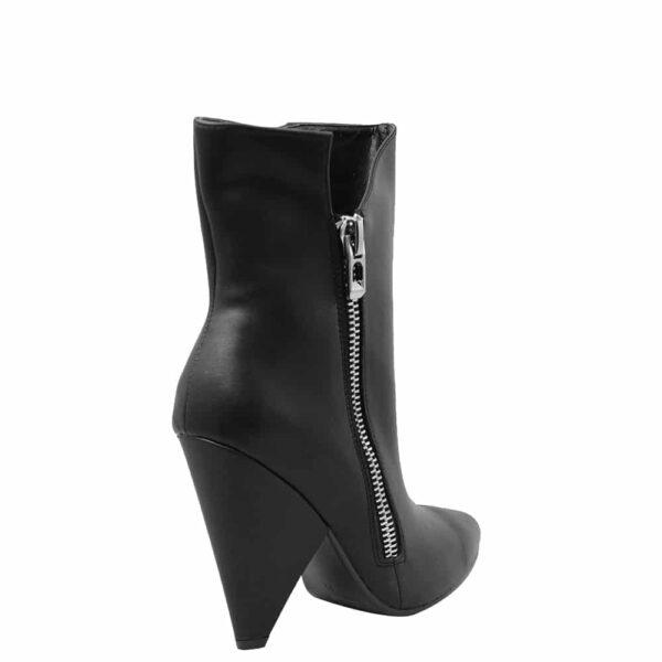 Γυναικεία Ankle Boots με εντυπωσιακό τακούνι