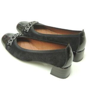 Γυναικεία Παπούτσια Χαμηλό Γοβάκι με διακοσμητική αλυσίδα