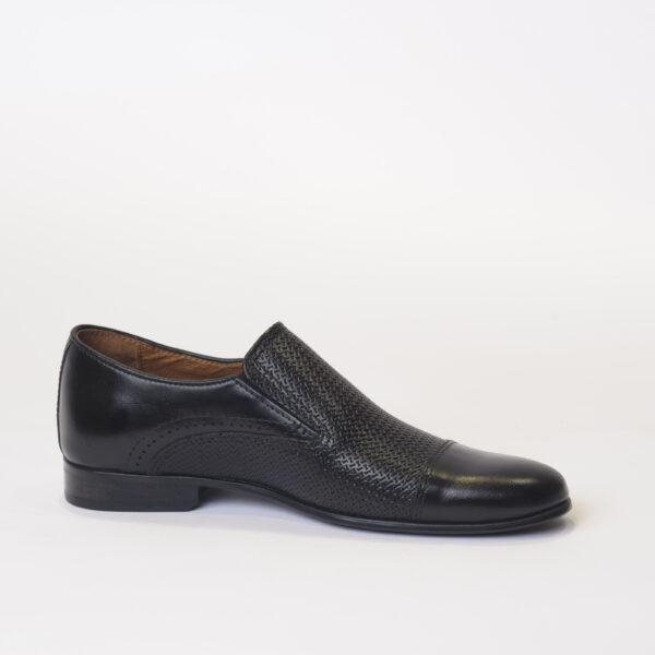 Αντρικό Loafers Με Πλεκτό Δέρμα