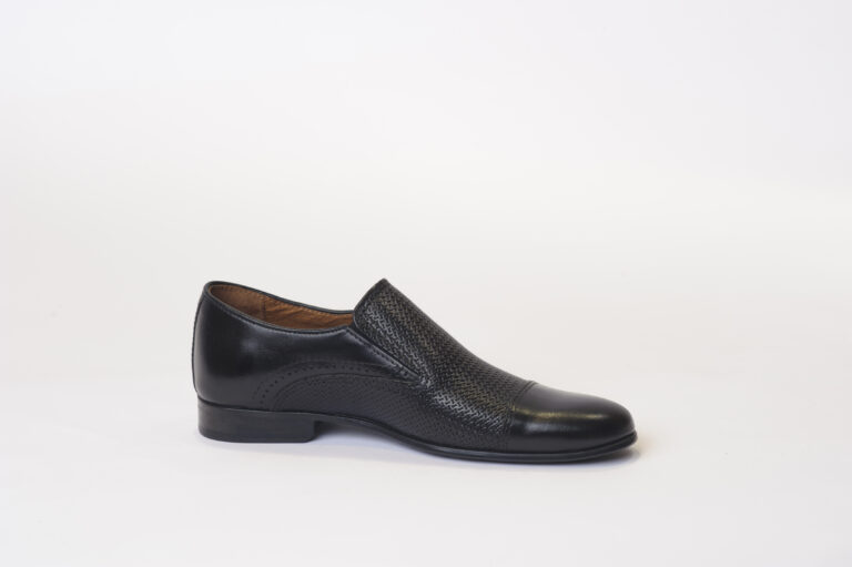 Black Friday 2020 Αντρικό Loafers Με Πλεκτό Δέρμα