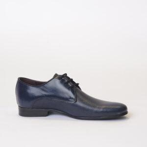 Ανδρικά Παπούτσια Αντρικό Elegant Σκαρπίνι με κορδόνια