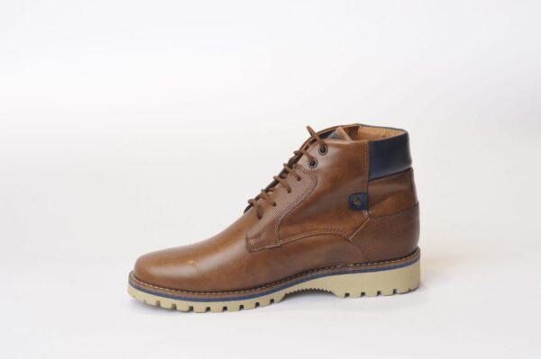 Ανδρικά Παπούτσια Casual Ημίμποτο με Κορδόνια