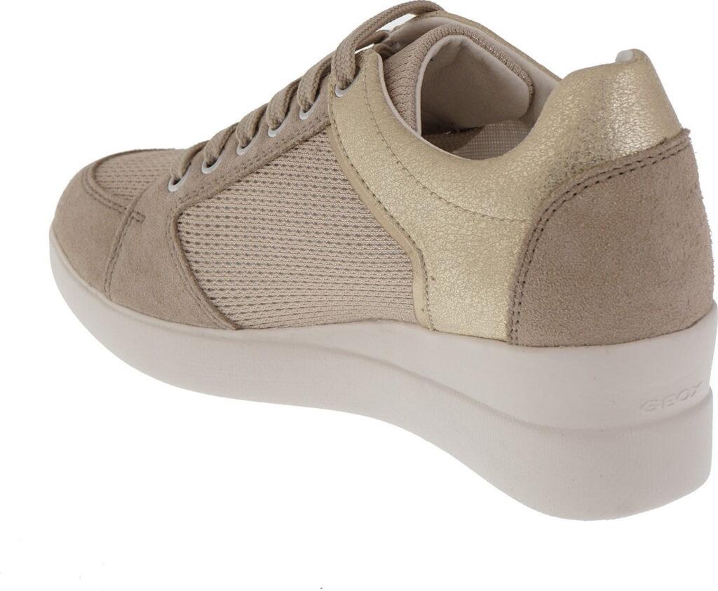 Γυναικείο Sneaker σε διάφορες αποχρώσεις του Μπέζ