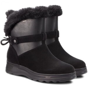Γυναικεία Παπούτσια Μποτάκια Χιονιού με Γούνα