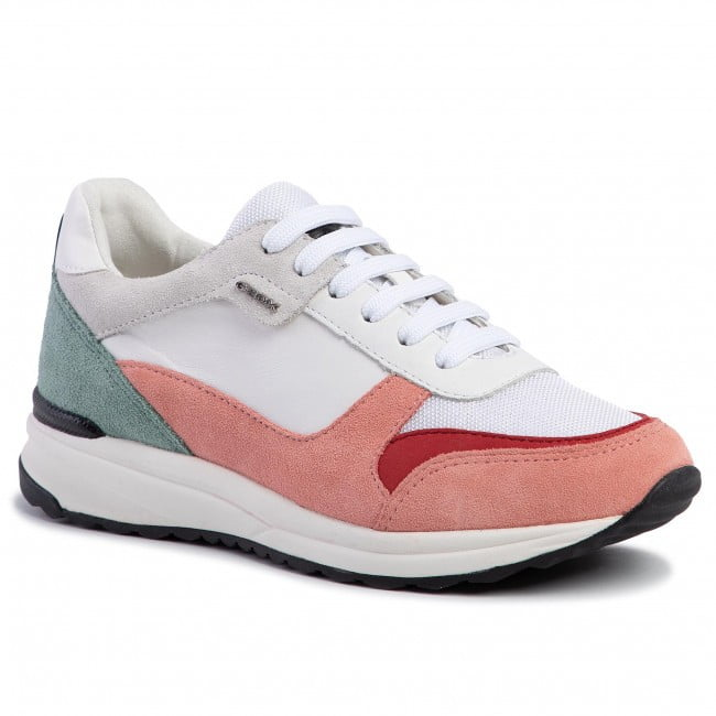 Casual Sneakers Multi Color Γυναικείο Sneaker