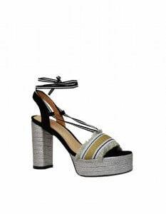 Γυναικεία Παπούτσια Γυναικείο Πέδιλο με Σχοινί