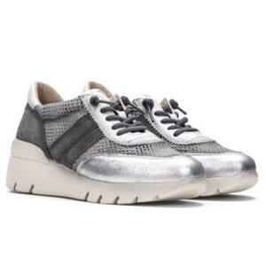 Γυναικεία Παπούτσια Γυναικείο Sneaker με Comfort Σόλα και Glitter
