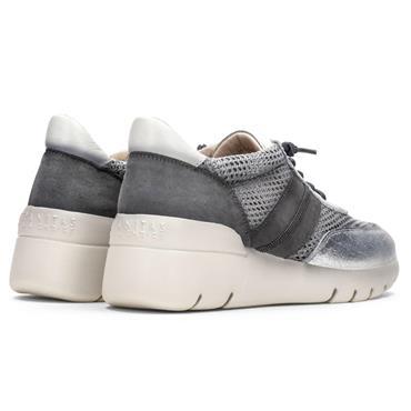 Γυναικείο Sneaker με Comfort Σόλα και Glitter