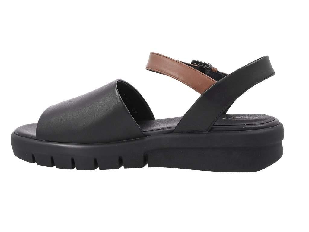 Γυναικεία Παπούτσια Ανατομικό Δίχρωμο Πέδιλο με Μπαρέτα