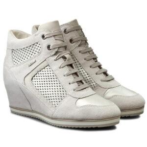 Casual Sneaker Αστραγάλου με ενσωματομένο πάτο