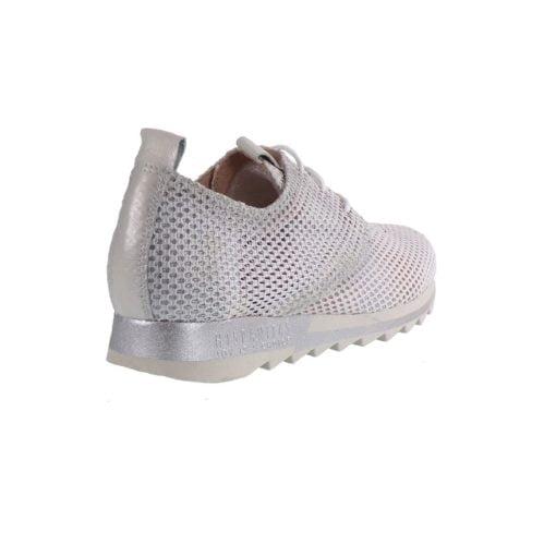 Γυναικείο Sneaker με διακριτική ασημόσκονη