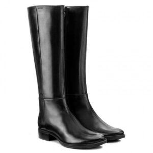 Γυναικεία Παπούτσια Ιππασίας Μπότα Geox με λάστιχα
