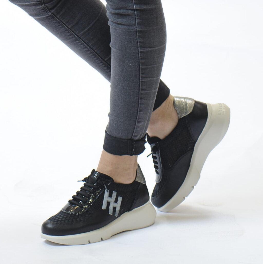 Hispanitas Γυναικείο Flexible Sneakers με TRIFLOW Σόλα