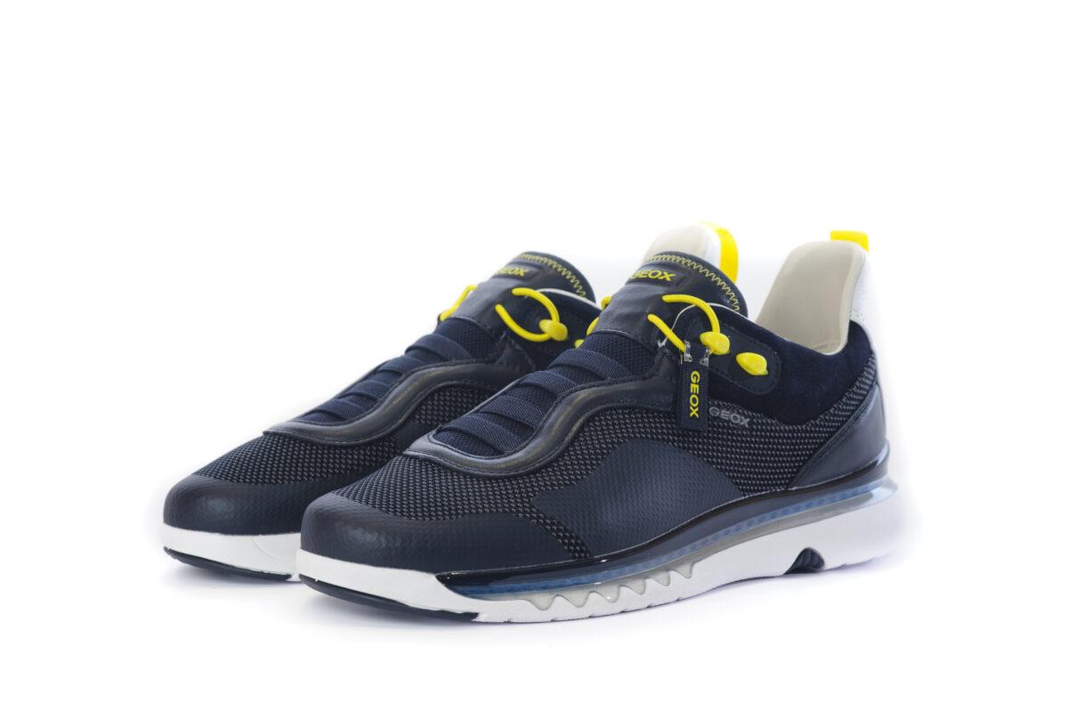 Αντρικό Sneaker Casual με διαφάνεια στην σόλα 1