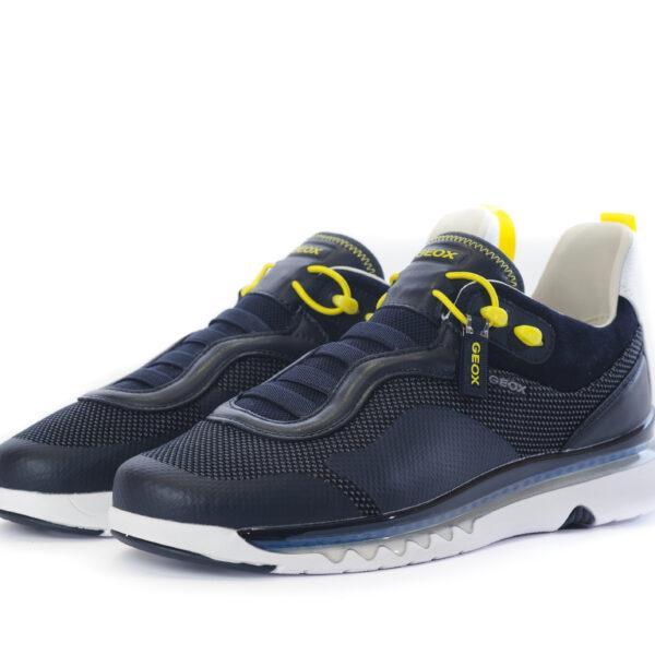 Αντρικό Sneaker Casual με διαφάνεια στην σόλα
