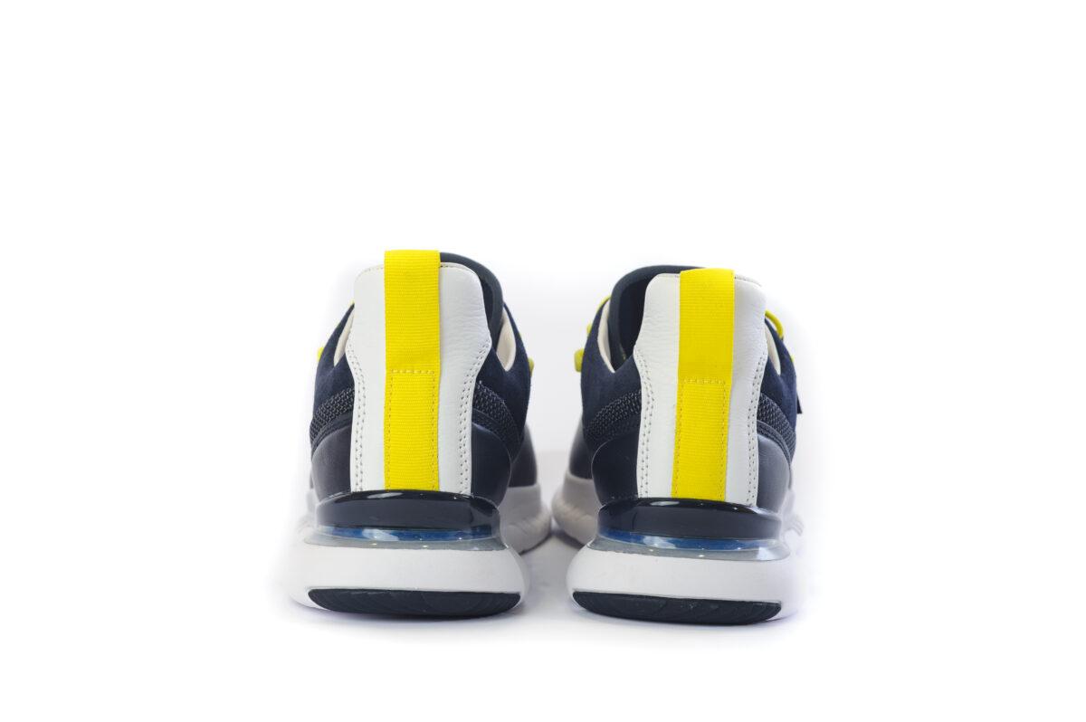 Αντρικό Sneaker Casual με διαφάνεια στην σόλα 2