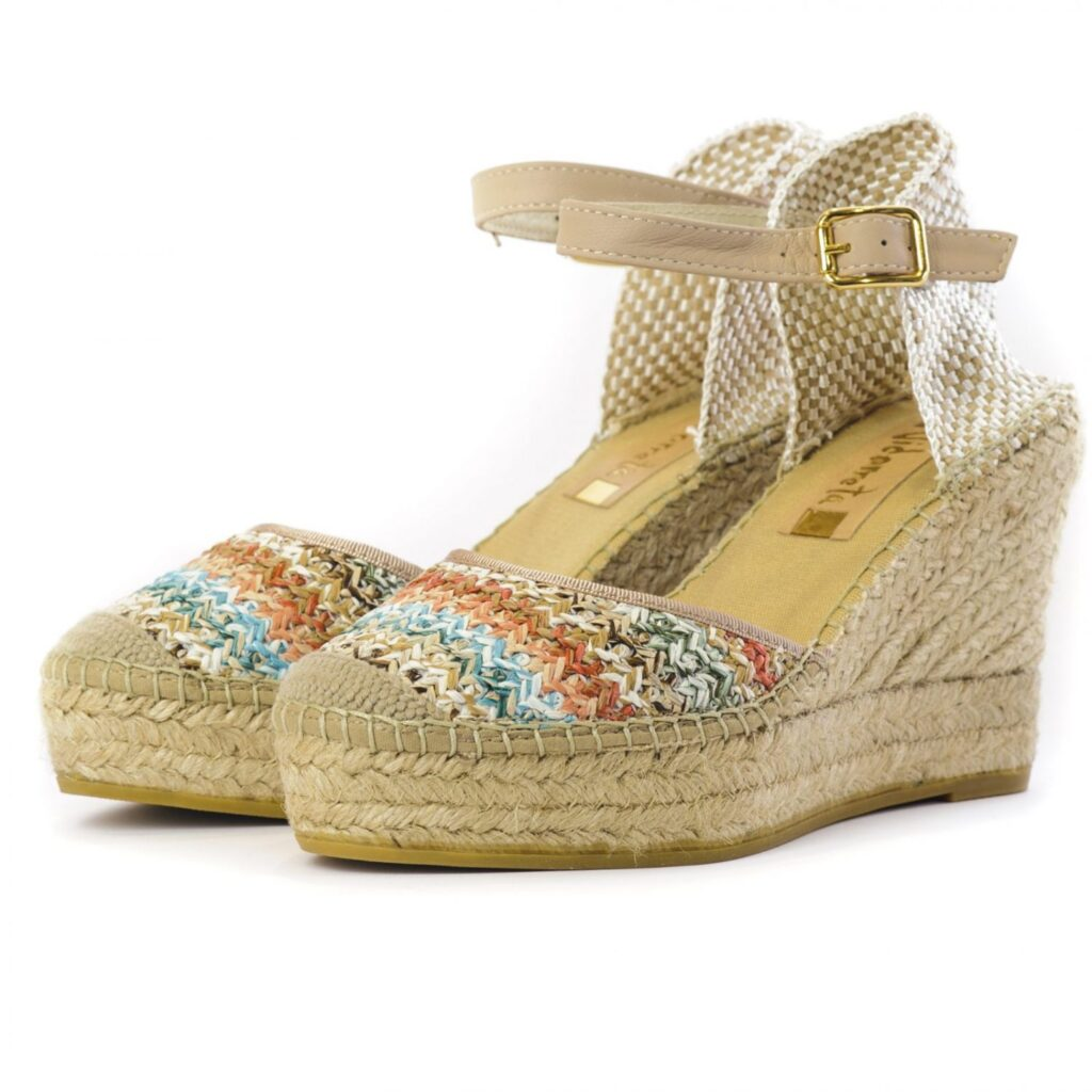 Γυναικεία Παπούτσια Γυναικεία Εσπαντρίγια σε Style Λαχούρι