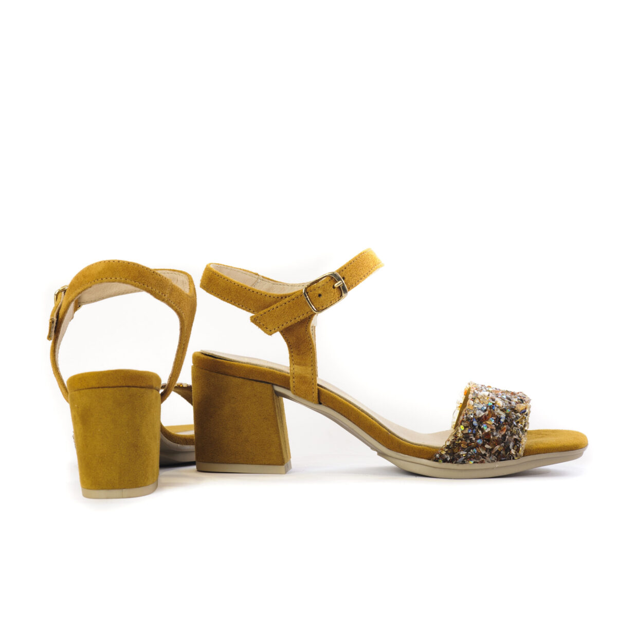 Γυναικεία Παπούτσια Γυναικείο Πέδιλο με Εντυπωσιακό Λουράκι