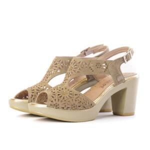 Γυναικεία Παπούτσια Γυναικείο Comfort Πέδιλο με Στράς