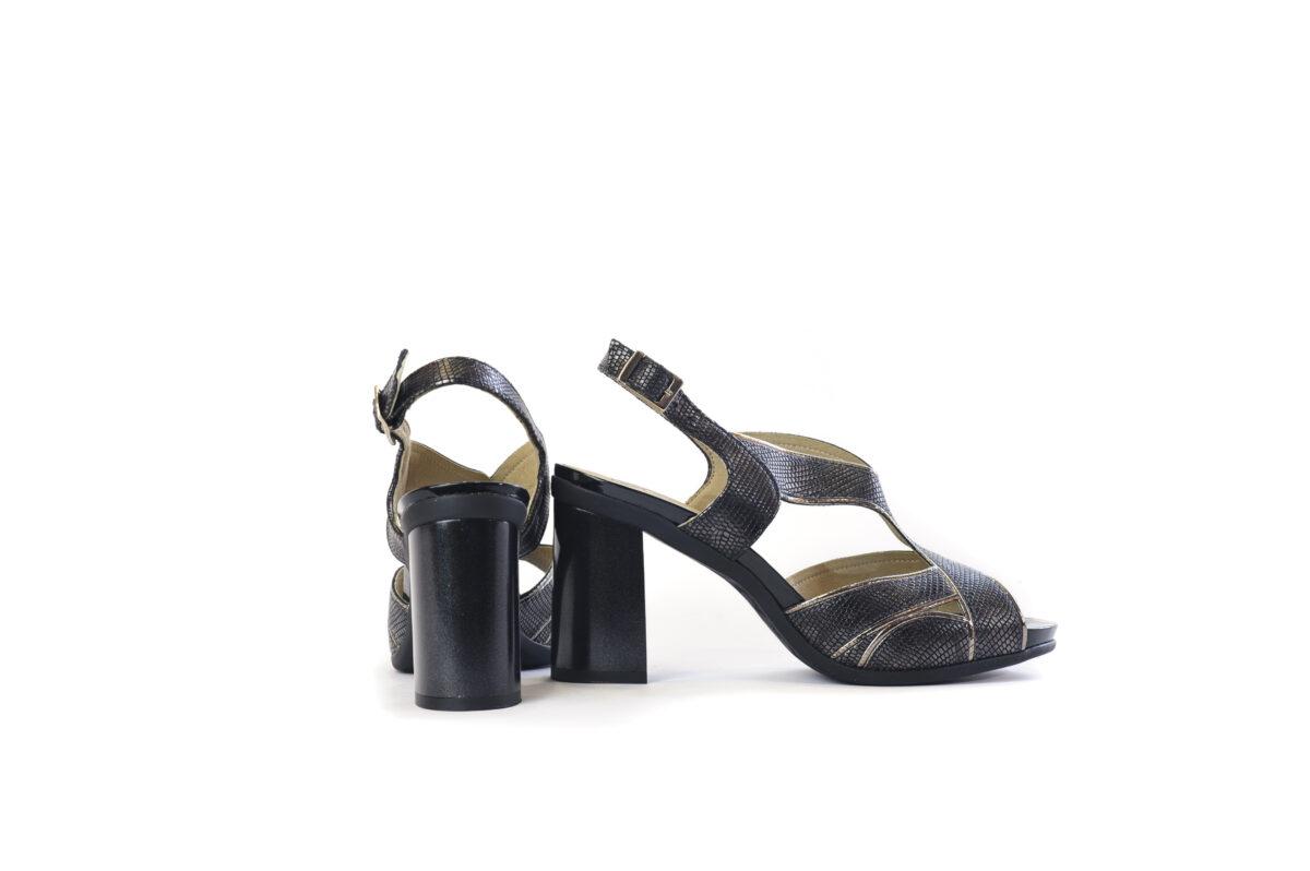 Γυναικεία Παπούτσια Μοντέρνο Ανατομικό Πέδιλο με Τακούνι