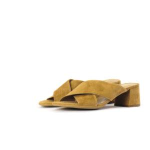 Γυναικεία Παπούτσια Γυναικεία Χαμηλή Παντόφλα Χιαστή
