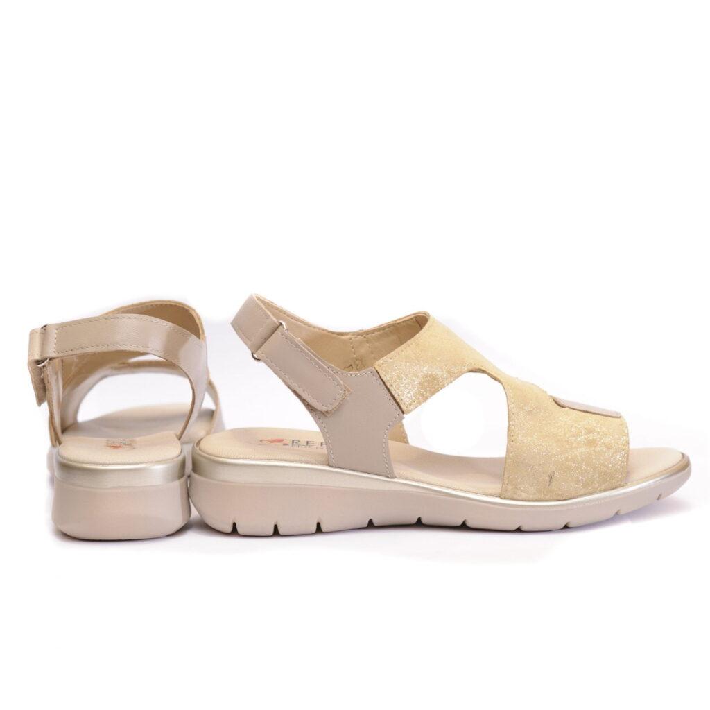 Γυναικεία Παπούτσια Total Flex Γυναικεία Πέδιλα με Αυτοκόλλητο