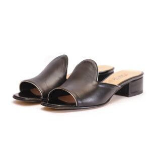 Γυναικεία Παπούτσια Γυναικείες Παντόφλες με Χαμηλό Τακούνι