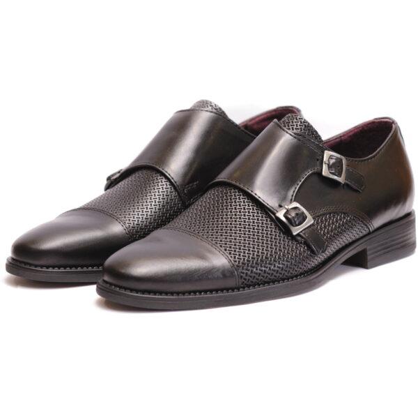 Ανδρικά Παπούτσια Αντρικό Μοκασίνι Με 2 Τοκάδες