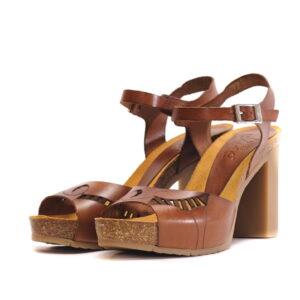Γυναικεία Παπούτσια Γυναικείο Flexy Πέδιλο Laser Cut
