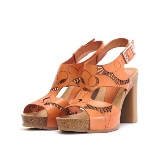 Γυναικεία Παπούτσια Γυναικείο Πέδιλο με Ανάγλυφο Σχεδιασμό